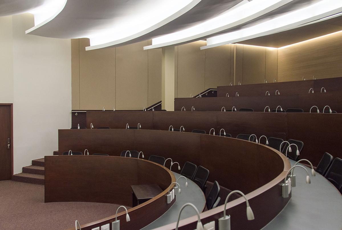 Aula Magna del Instituto Oviedo
